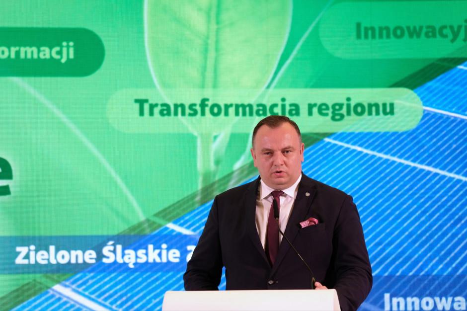 Marszałek województwa: transformacja Śląska musi odbyć się na Śląsku