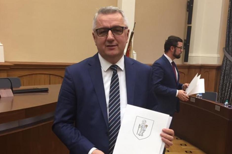 Wiktor Wójcik prezesem Portu Lotniczego Olsztyn-Mazury