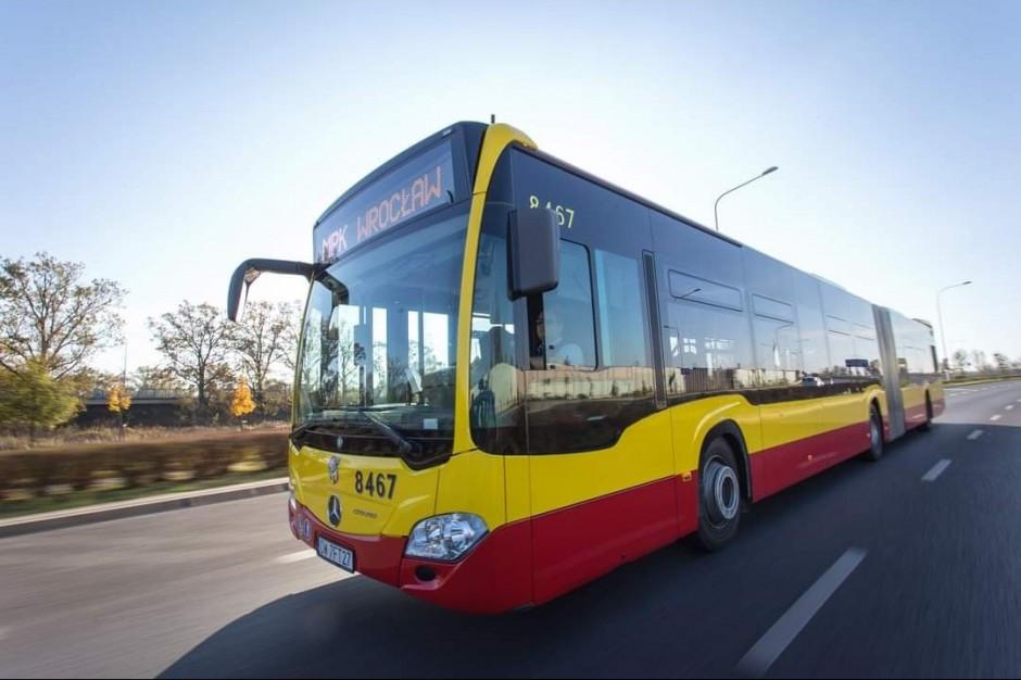 Radni Wrocławia apelują o wspólny bilet na kolej i komunikacją miejską