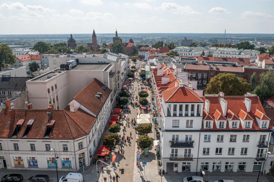 Płock jasnym punktem na rewitalizacyjnej mapie Polski