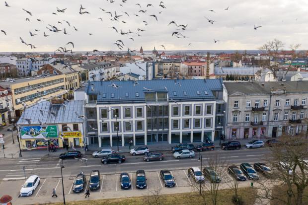 W zeszłym roku spółka zakończyła także przebudowę budynku przy ul. Królewieckiej ( fot. UM Płock)