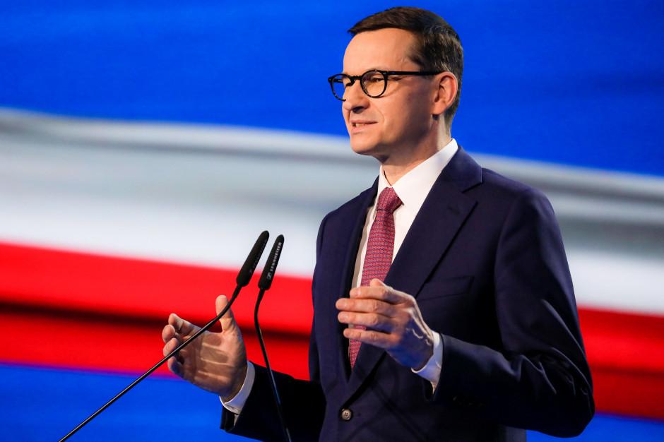 Morawiecki: czekam na szybką reakcję Senatu ws. rekompensat dla podmiotów gospodarczych