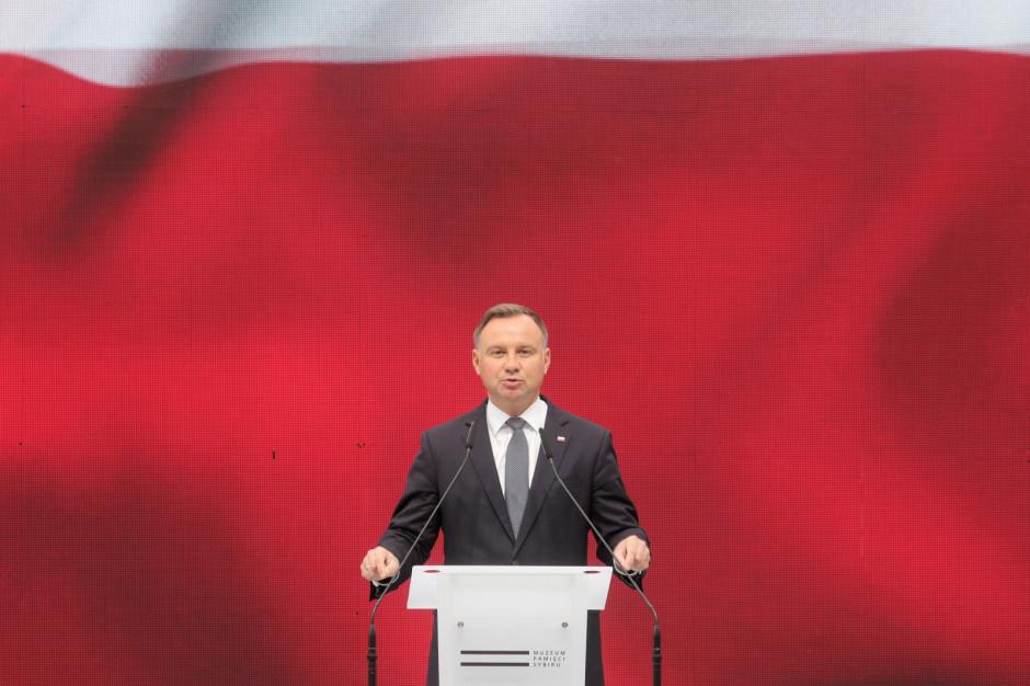 Prezydent: polskie obszary wiejskie cały czas wymagają dofinansowania