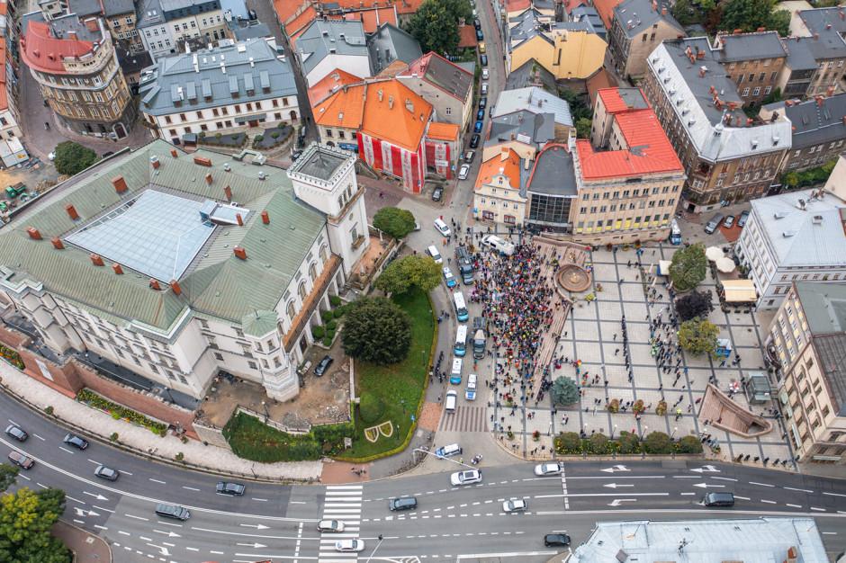 Marsz Równości po raz pierwszy przeszedł ulicami Bielska-Białej