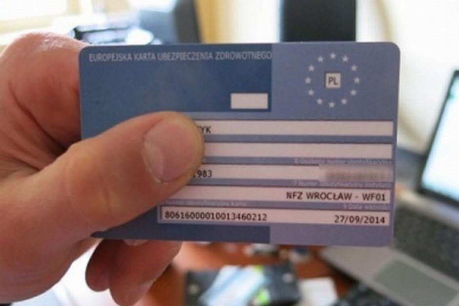 Jak wyrobić Europejską Kartę Ubezpieczenia Zdrowotnego? Od października zmiany