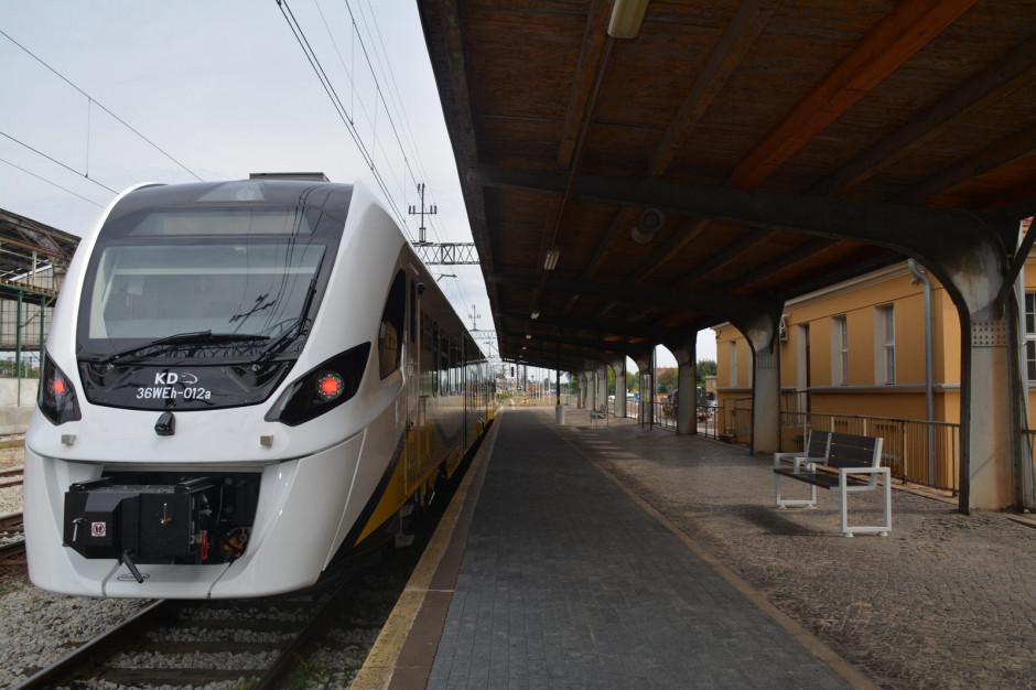 Pierwszy dolnośląski pociąg hybrydowy wyjedzie na tory