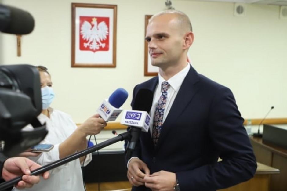 Sylwester Ziemkiewicz nowym starostą płockim