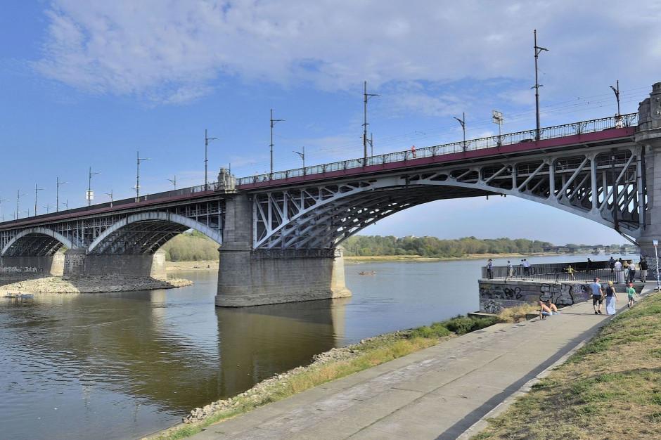 Na moście Poniatowskiego działa 5 z 6 fotoradarów. Zarejestrowały ok. 3 tys. naruszeń