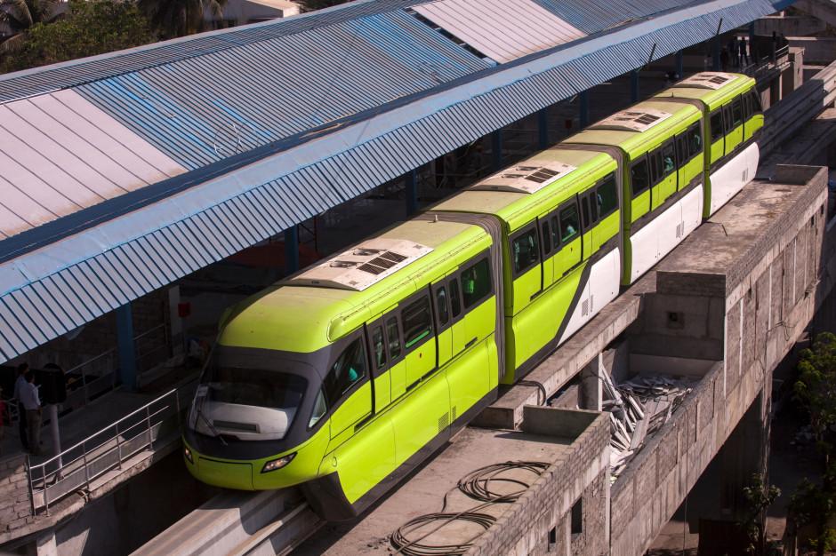 Samorządy zainteresowane budową transportu typu monorail