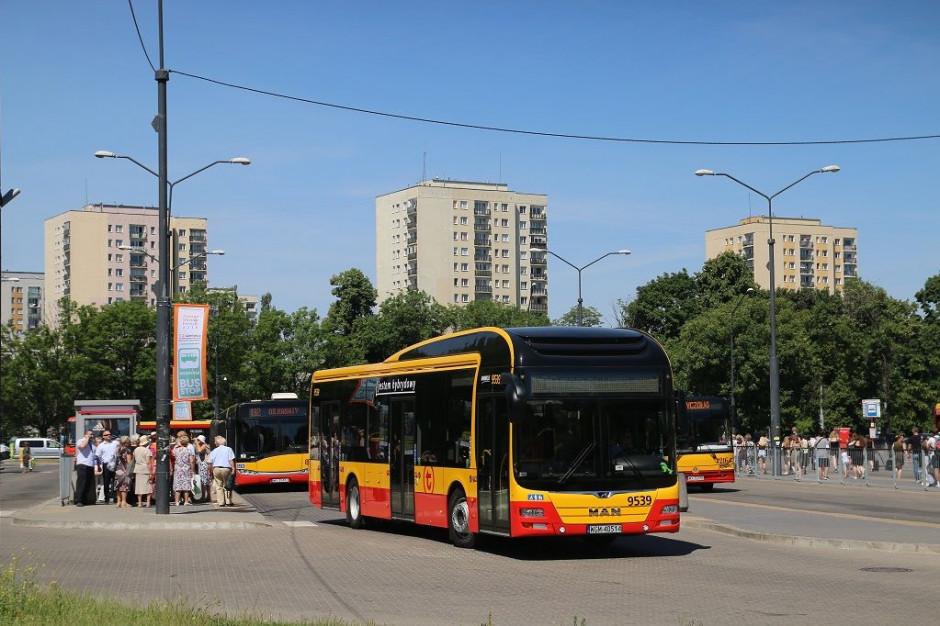 Zmiany w publicznym transporcie zbiorowym konieczne. Ważny głos ze stolicy