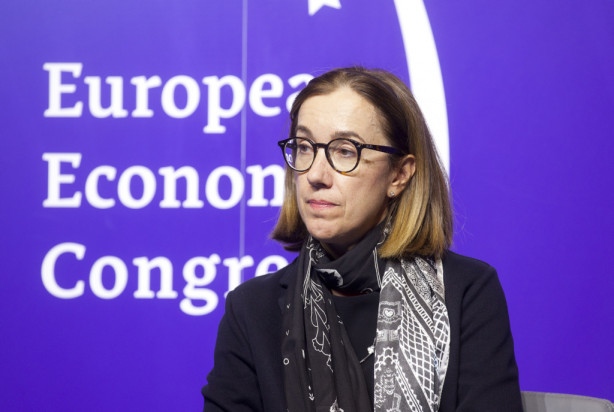 Ewa Łuniewska, wiceprezes zarządu, ING Bank Śląski SA