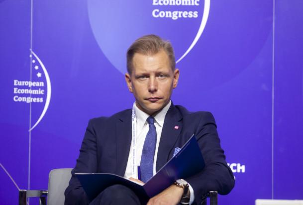 Damian Kołakowski, zastępca dyrektora, Departament Infrastruktury i Środowiska, GórnośląskoZagłębiowska Metropolia