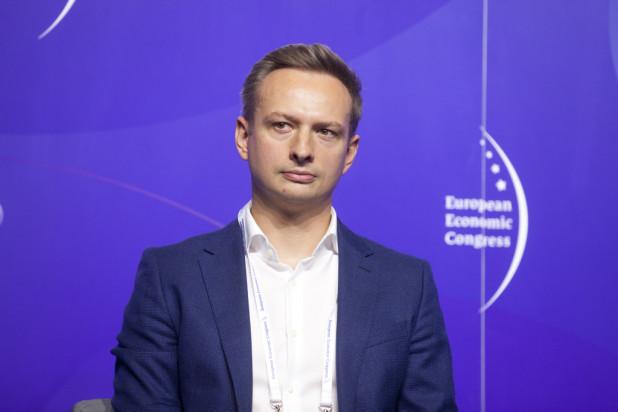 Andrzej Grzymała, dyrektor zarządzający, wiceprezes zarządu, RLG w Polsce