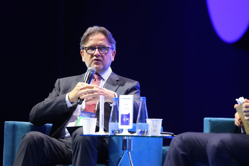 Ireneusz Węgłowski, prezes Izby Gospodarczej Hotelarstwa Polskiego i przewodniczący rady Polskiej Organizacji Turystycznej (fot. PTWP)