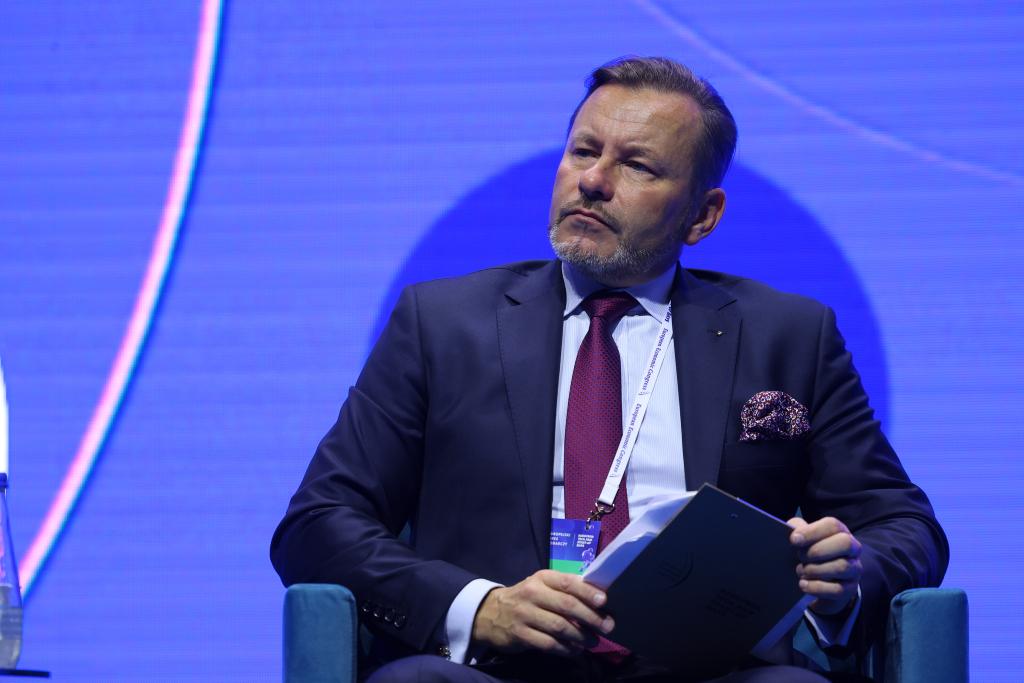 Rafał Szmytke, prorektor Szkoły Głównej Turystyki i Hotelarstwa Vistula (fot. PTWP)