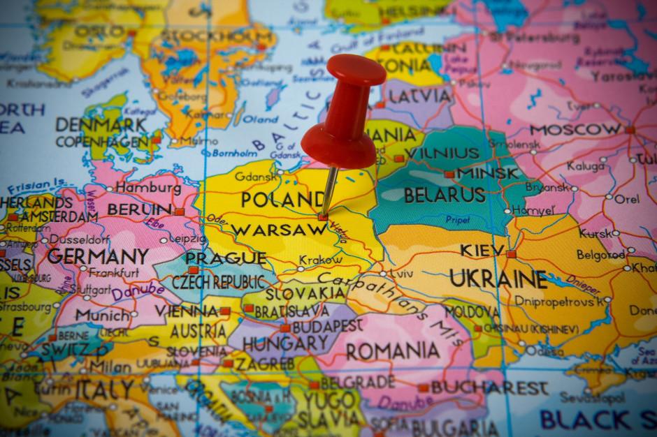 PKB na mieszkańca w Polsce wciąż dużo niższa od przeciętnej w UE