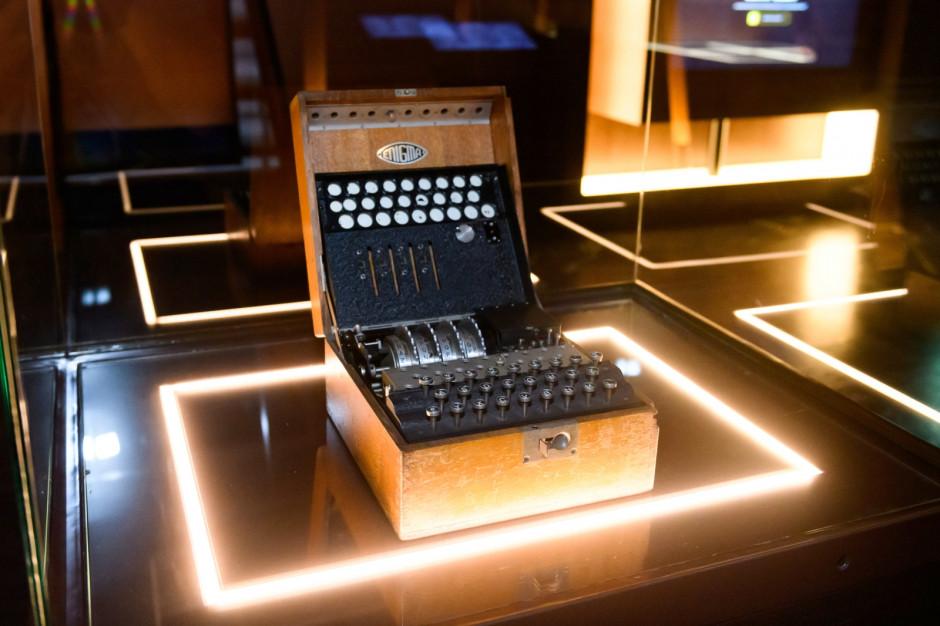 Centrum Szyfrów Enigma otwarto w Poznaniu. Prezentuje dokonania polskich kryptologów