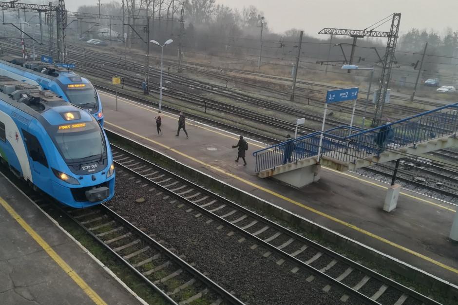 Stacja kolejowa Krzyż zostanie zmodernizowana