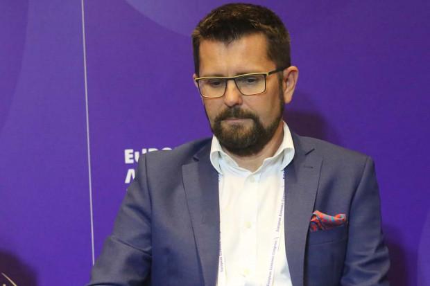Damian Niewiadomski, wiceprezes ds. sprzedaży, InPost (fot.PTWP)