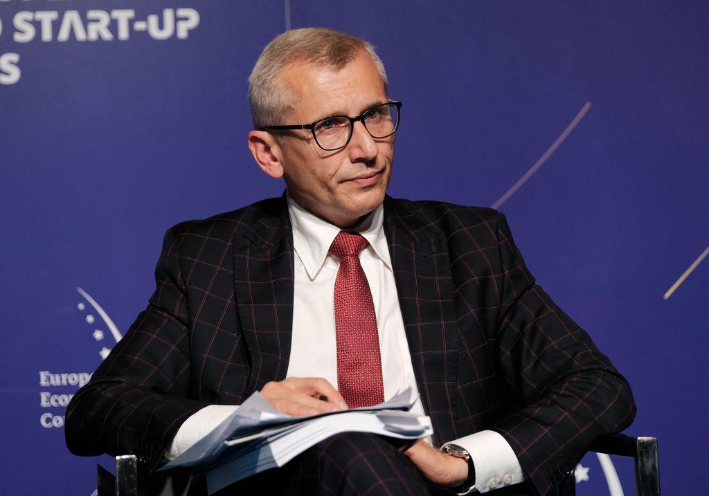 Senator Krzysztof Kwiatkowski (fot. PTWP)