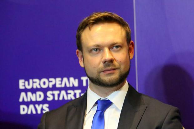 Karol Jędrasiak, zastępca dyrektora Centrum Transferu Technologii, Akademia WSB. ( fot. PTWP)