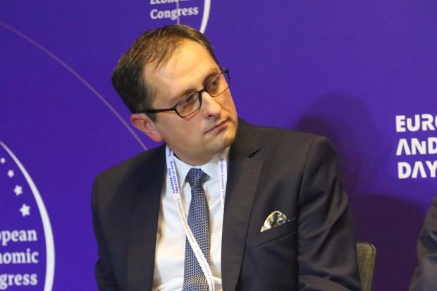 Karol Janas, kierownik Obserwatorium Polityki Miejskiej Instytutu Rozwoju Miast i Regionów ( fot. PTWP)