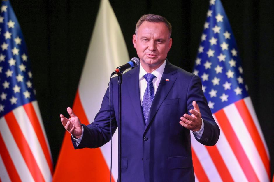 Duda: Polska podwoi produkcję energii ze źródeł odnawialnych do 2030 r.