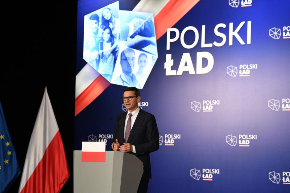 Morawiecki: nie zostawiamy samorządów samych sobie