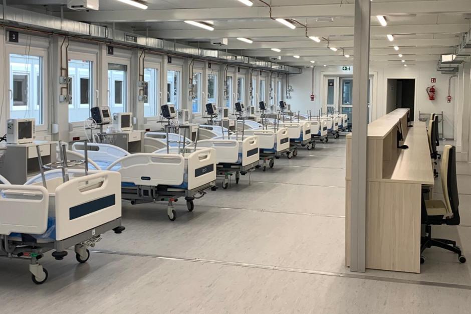 Radom: Szpital tymczasowy gotowy do ponownego otwarcia