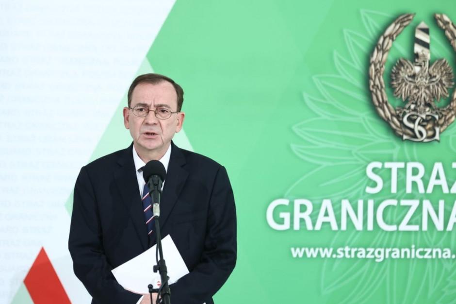 Minister będzie wnioskował o przedłużenie stanu wyjątkowego