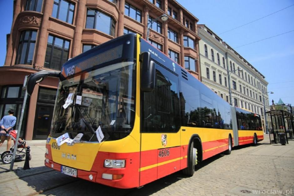 Wrocławskie MPK otrzyma 46 mln zł dotacji na elektryczne autobusy
