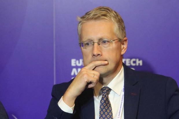 Michał Piwowarczyk, zastępca dyrektora Departamentu Partnerstwa Publiczno-Prywatnego, Ministerstwo Funduszy i Polityki Regionalnej (fot. wnp)