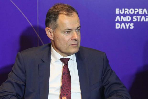 Marcin Borek, dyrektor Departamentu Inwestycji Samorządowych, Polski Fundusz Rozwoju ( fot. PTWP)