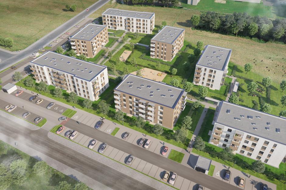 Mieszkanie Plus w Sianowie. Pierwsza taka inwestycja w regionie