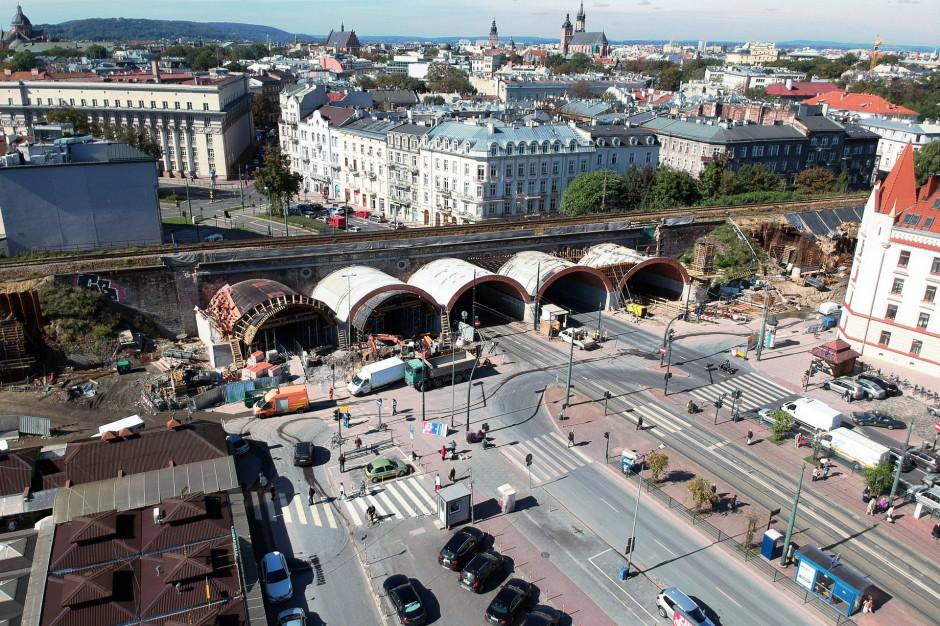 Wkrótce rewitalizacja XIX-wiecznego wiaduktu kolejowego w Krakowie