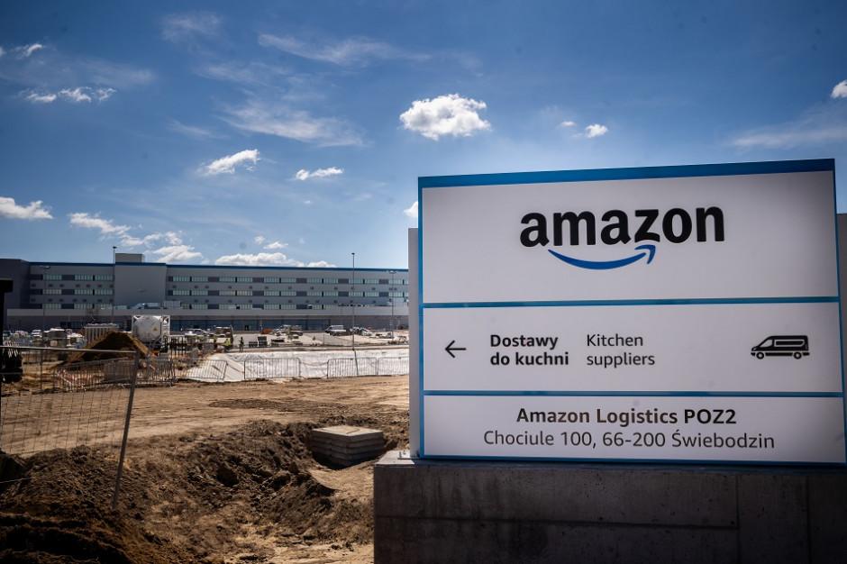 Tysiąc miejsc pracy w centrum logistycznym Amazona w Świebodzinie