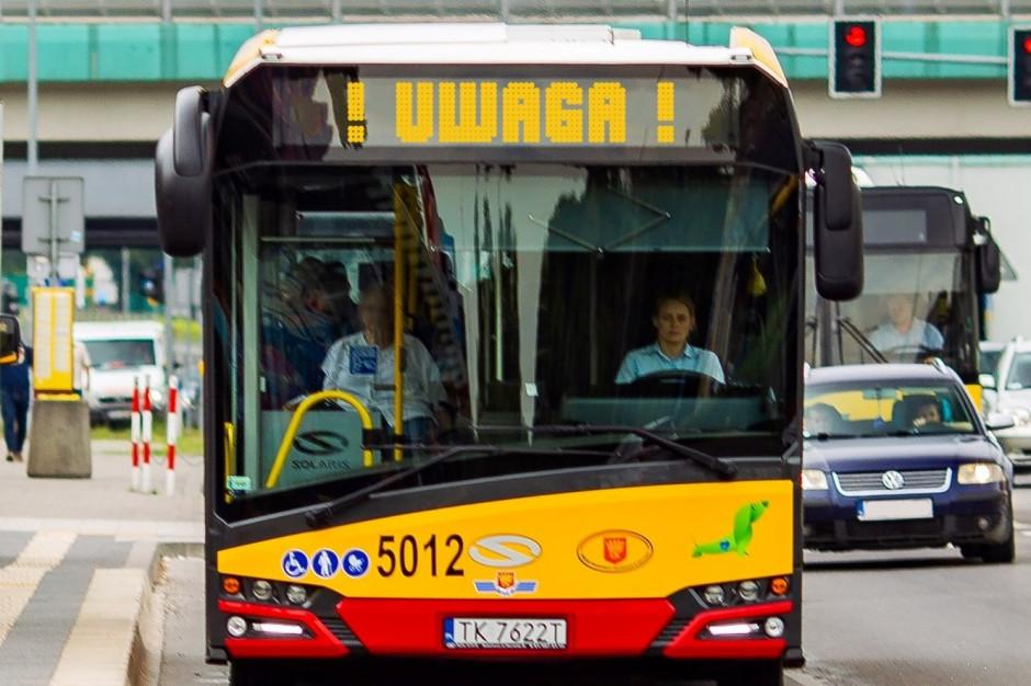 Kielce: seniorka zaatakowała 15-latkę w autobusie. Poszło o miejsce siedzące