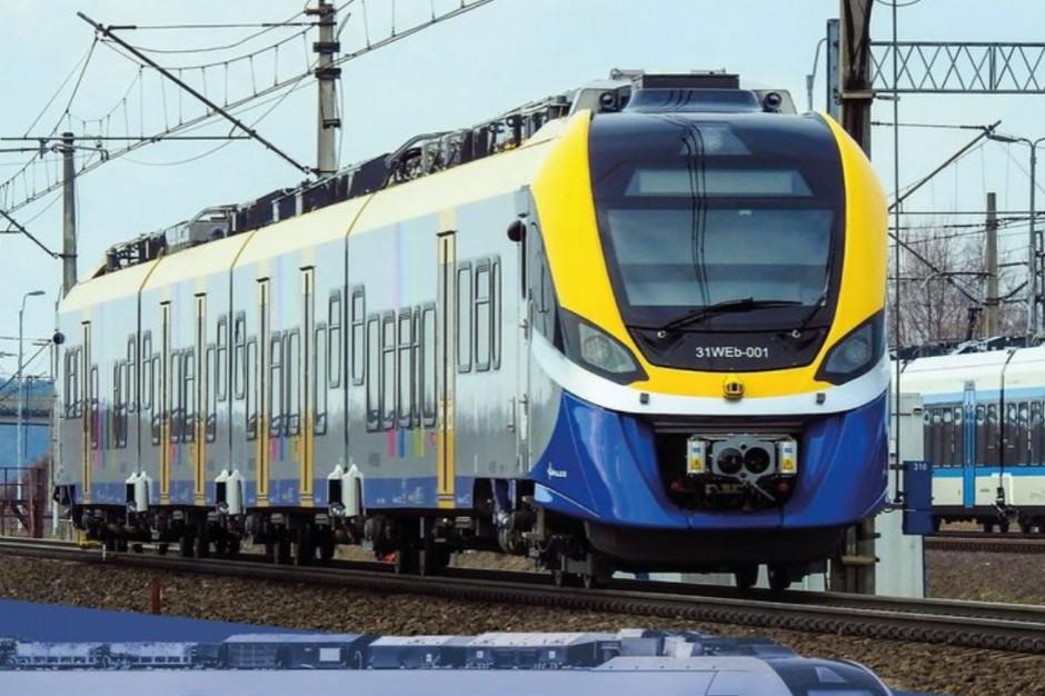 Pociągi Impuls 2 z Newagu przekazane Kolejom Małopolskim