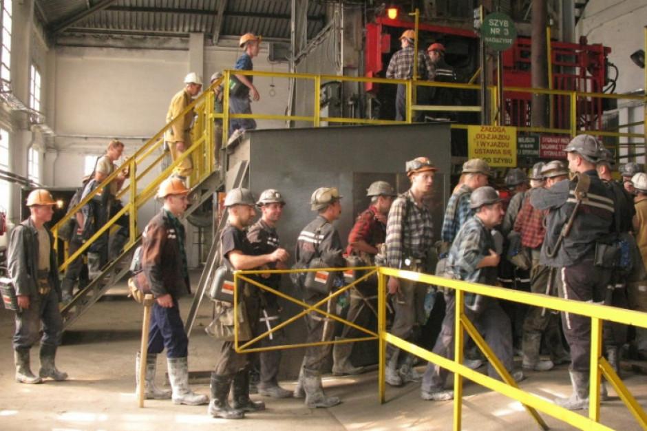 Komisja sejmowa za rozszerzeniem grupy osób uprawnionych do górniczych odpraw