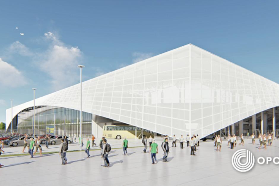 Są pieniądze na budowę nowego stadionu w Opolu. Radni dali zielone światło