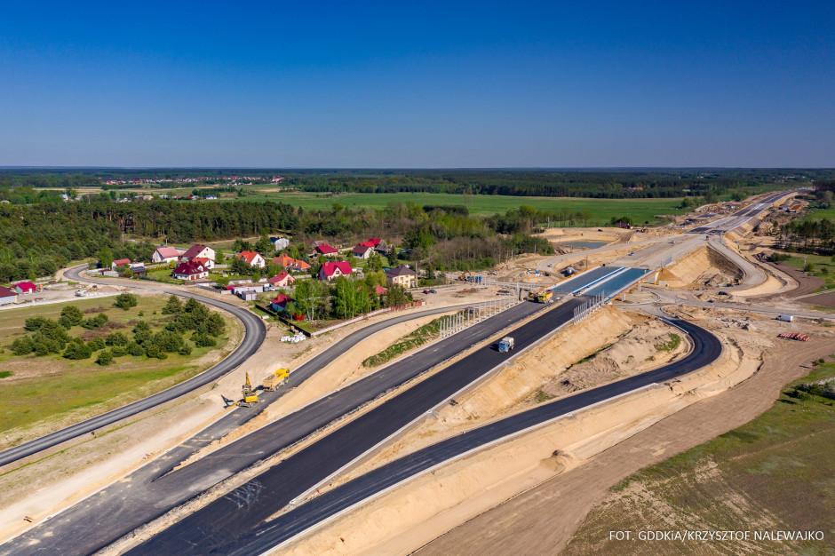 Jest decyzja środowiskowa na budowę odcinka Sokółka Północ-Dobrzyniewo Duże