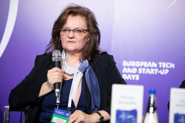Danuta Kamińska, wiceprzewodnicząca zarządu GZM (fot. PTWP)