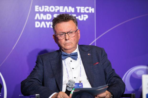 Zbigniew Ostrowski, wicemarszałek województwa kujawsko-pomorskiego (fot. PTWP)