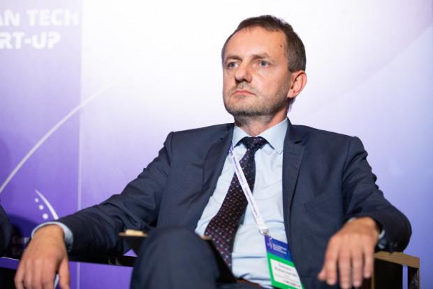 Tomasz Robaczyński, członek zarządu Banku Gospodarstwa Krajowego (fot. PTWP)
