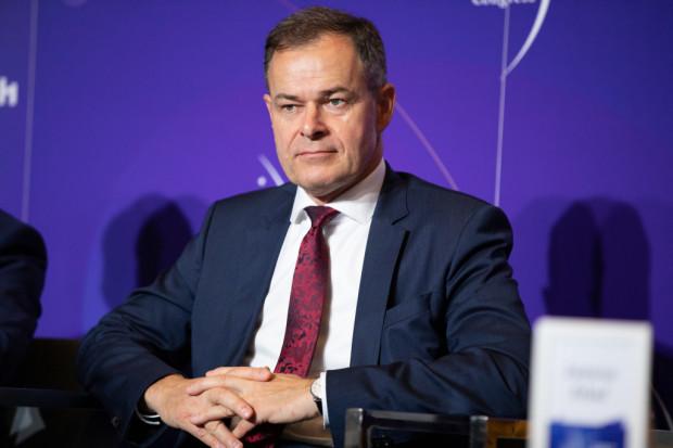 Marcin Borek, dyrektor Departamentu Inwestycji Samorządowych Polskiego Funduszu Rozwoju (fot. PTWP)