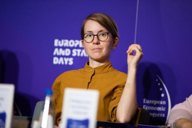 Joanna Erbel, liderka klubu samorządowego CoopTech Hub, prezeska Fundacji Blisko (fot. PTWP)