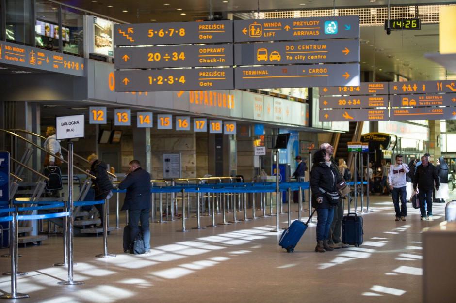 Biometryczne bramki do automatycznej odprawy na krakowskim lotnisku