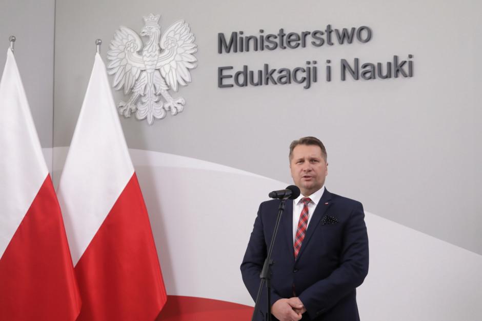 Przemysław Czarnek: realizuję założenia punkt po punkcie, porażek nie widzę żadnych