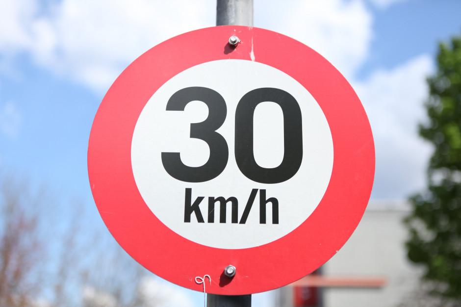 Będziemy jeździć 30 km/h w każdym mieście w Europie?