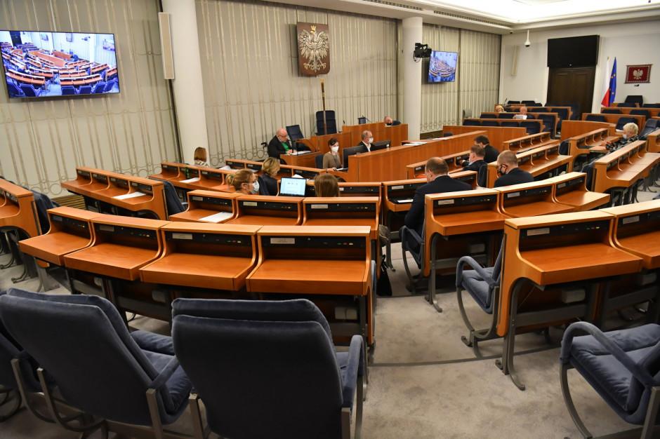 W Senacie propozycja większej dotacji dla samorządów